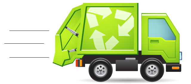 Bogus Rubbish Collectors - Always Ask For A Waste Carriers Licence